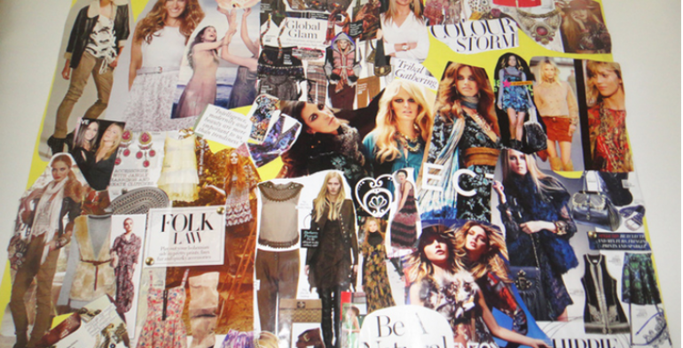 How To Create Your Fashion Style Mood Board Baby Arabia