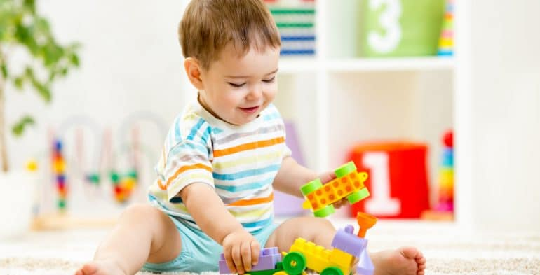 Activities to play with your 9 -12 month old baby