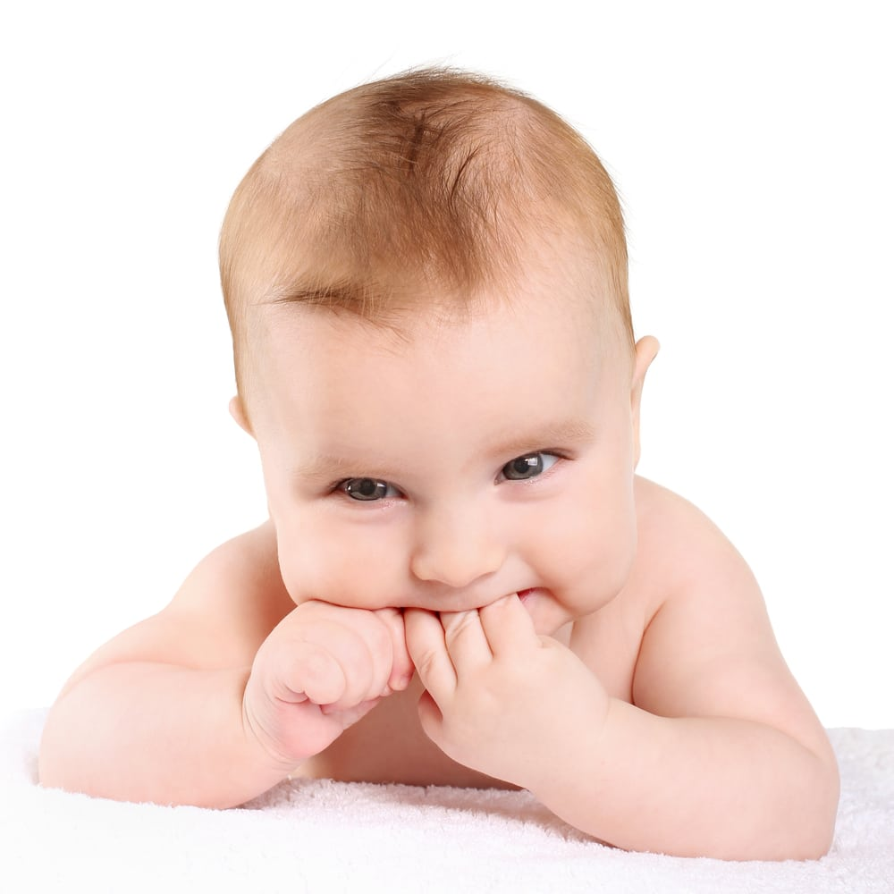 Natural Ways To Relieve Teething Pain