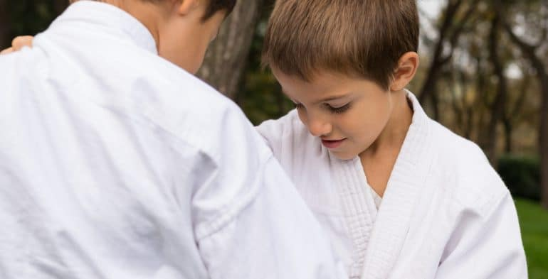 What Martial Art Is Best For Kids To Learn Baby Arabia