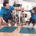 fitness for dads