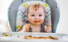 tips for weaning baby
